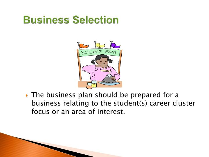 Business Selection