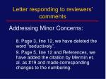 letter responding to reviewers comments4