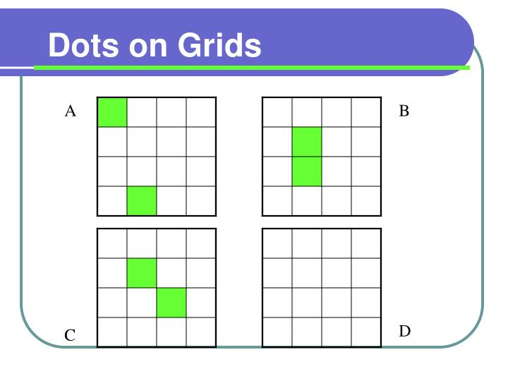 Dots on Grids