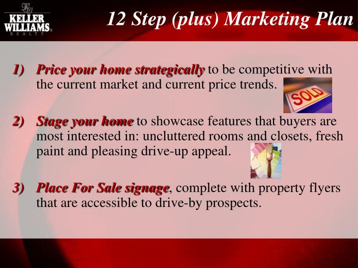 12 Step (plus) Marketing Plan