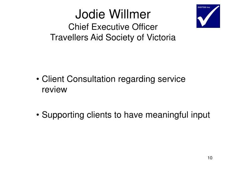 Jodie Willmer