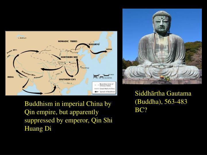 Siddhārtha Gautama (Buddha), 563-483 BC?