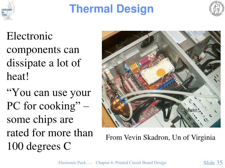 Thermal Design