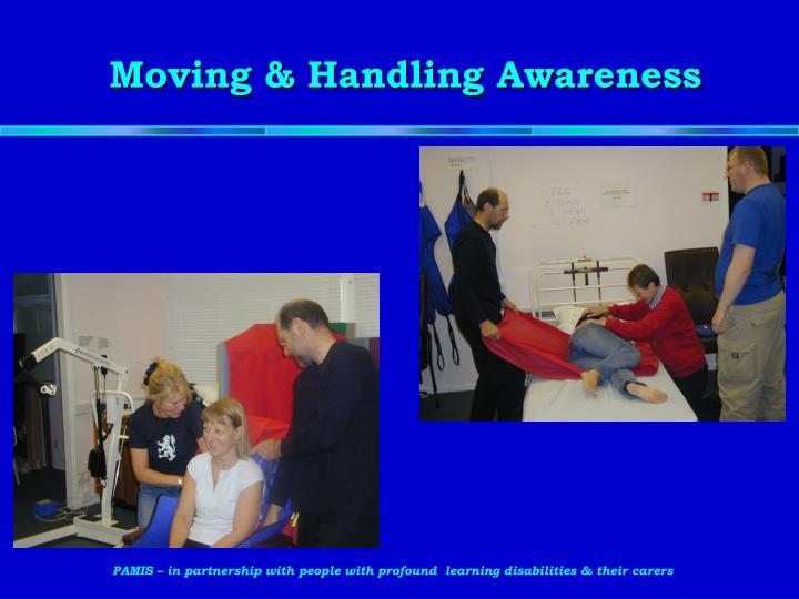 Moving & Handling Awareness