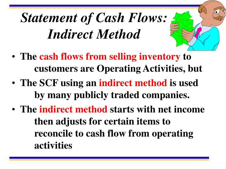 Statement of Cash Flows: