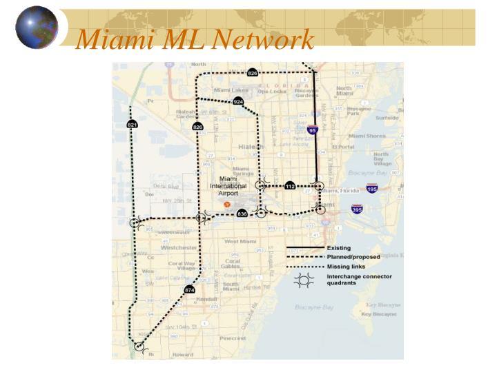 Miami ML Network