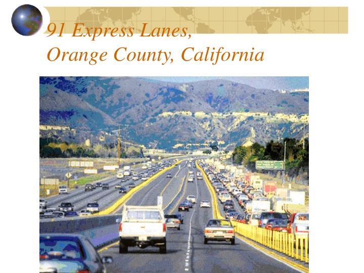 91 Express Lanes,
