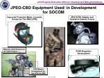 jpeo cbd equipment used in development for socom1