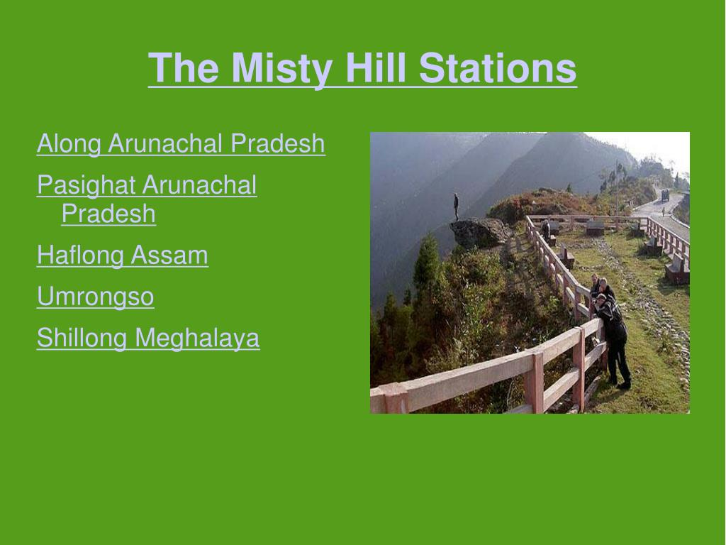 The Misty Hill Stations