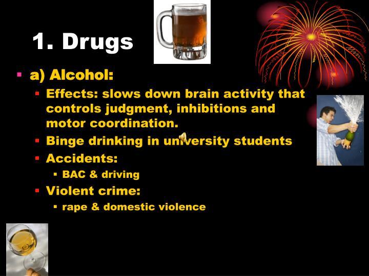 1. Drugs