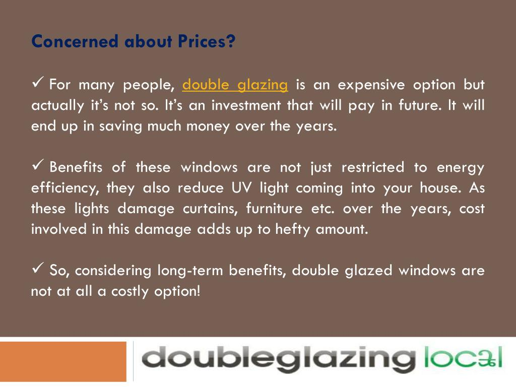 Concerned about Prices?