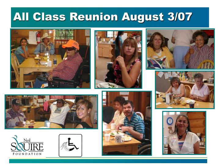 All Class Reunion August 3/07