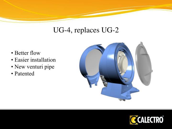 UG-4, replaces UG-2