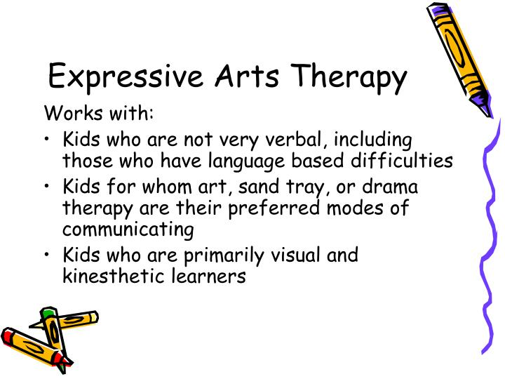 Expressive Arts Therapy