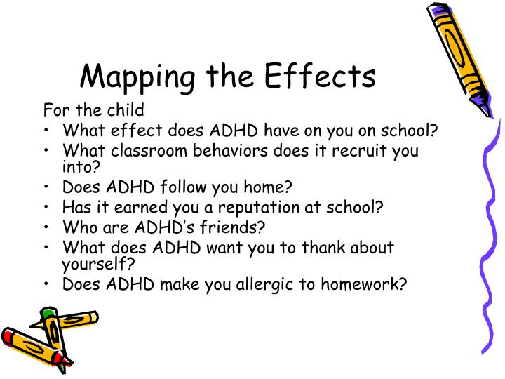 Mapping the Effects