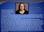 cecilia regan supervisor accounting accounting services 30 years of service