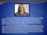 jacque van meter office coordinator industrial technologies 9 years of service