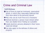 crime and criminal law19