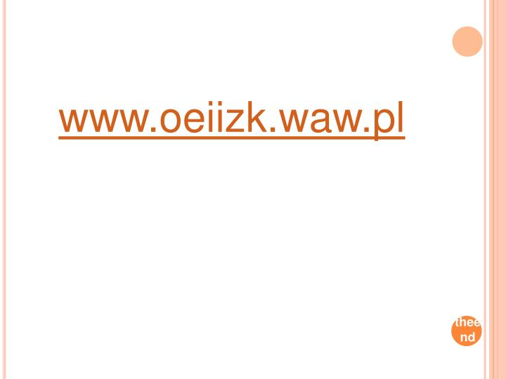 www.oeiizk.waw.pl