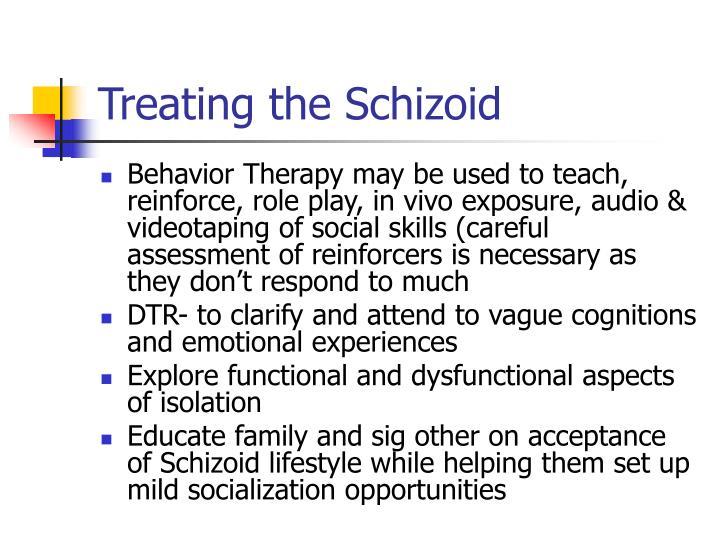 Treating the Schizoid