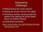 engineering challenges