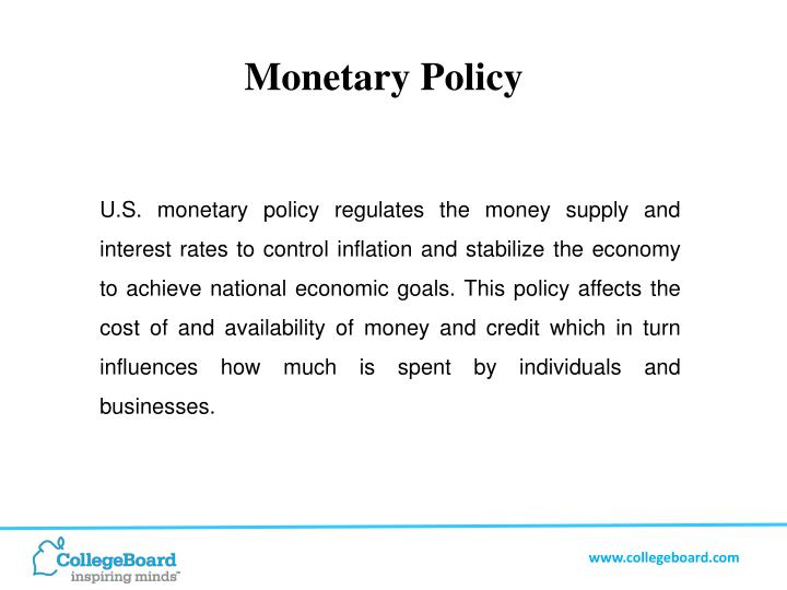 u s monetary policy in 1995 1 introductionin a seminal paper eichenbaum and evans (1995) have shown that in response to tighter us monetary policy, the usdollar exhibits a 'delayed overshooting' pattern of 2 to 3.