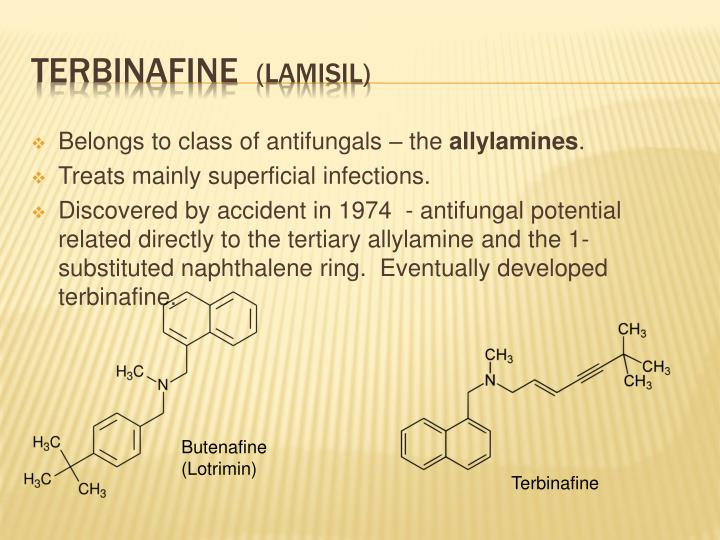 Belongs to class of antifungals – the