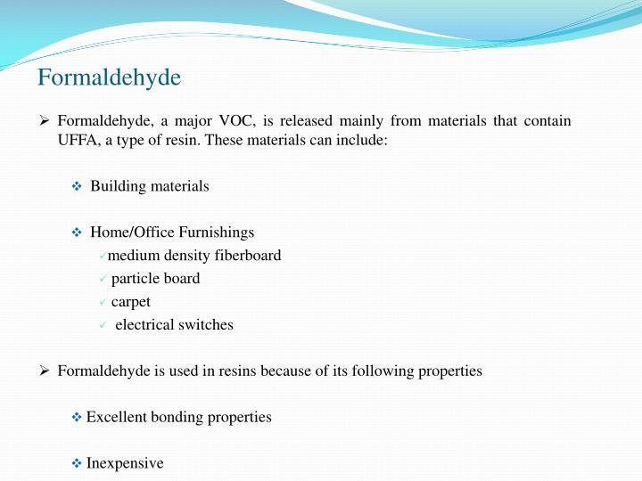 Ppt volatile organic compounds powerpoint presentation