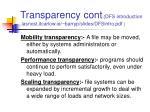 transparency cont dfs introduction lasnost itcarlow ie barryp slides dfsintro pdf