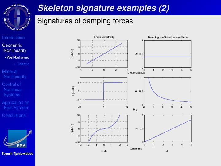Skeleton signature examples (2)