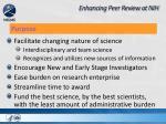 enhancing peer review at nih1