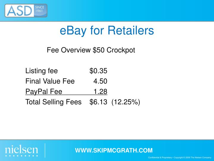 eBay for Retailers