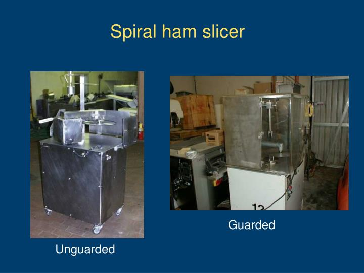 Ppt Meat Cutting Safety Hazards Powerpoint Presentation