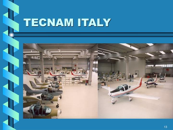 TECNAM ITALY