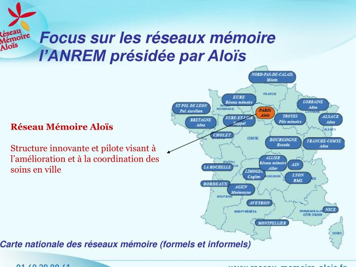 Focus sur les réseaux mémoire
