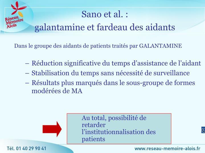 Sano et al. :