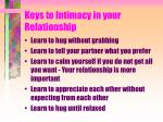 keys to intimacy in your relationship4