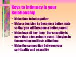 keys to intimacy in your relationship5