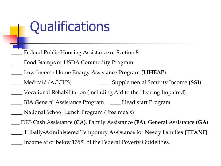 Food Stamps Ca Income Qualifications
