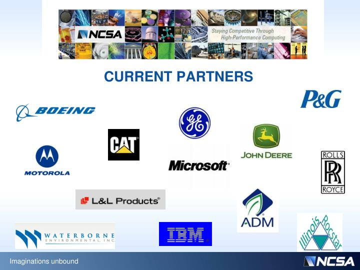 CURRENT PARTNERS