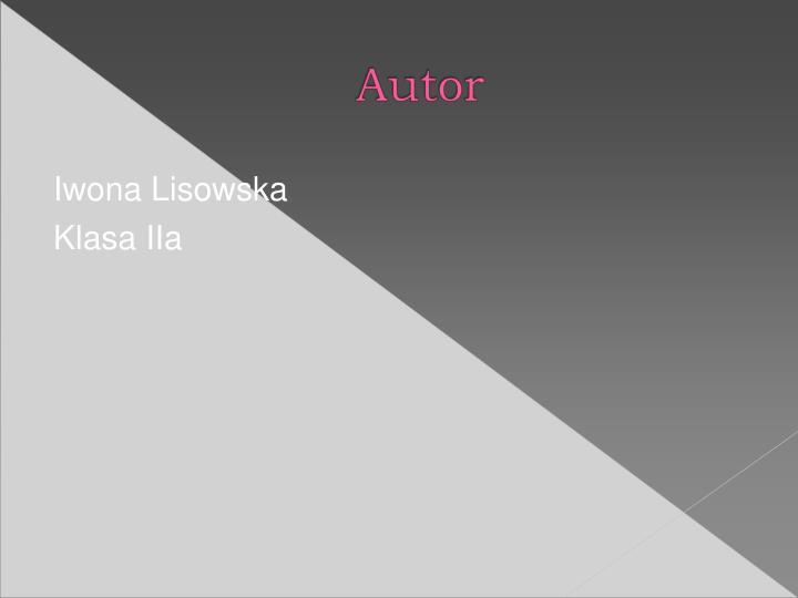 Iwona Lisowska