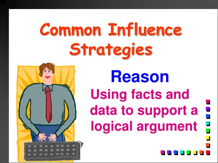 Common Influence Strategies