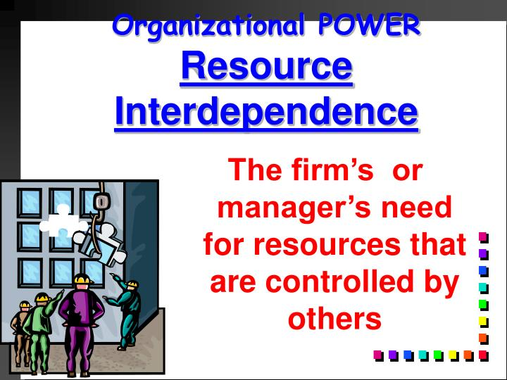 Organizational POWER