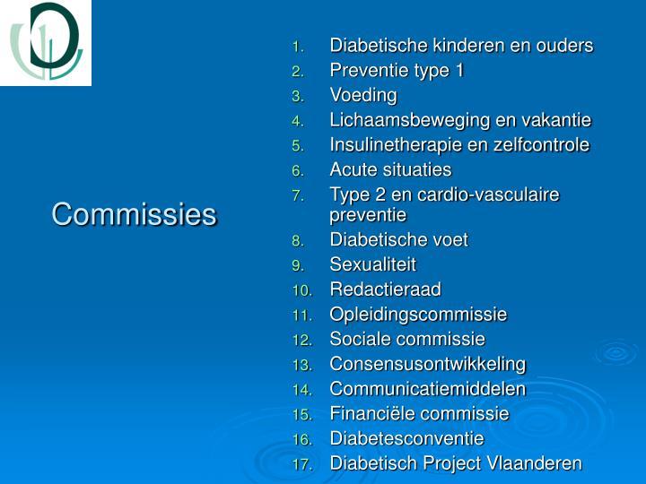 Commissies