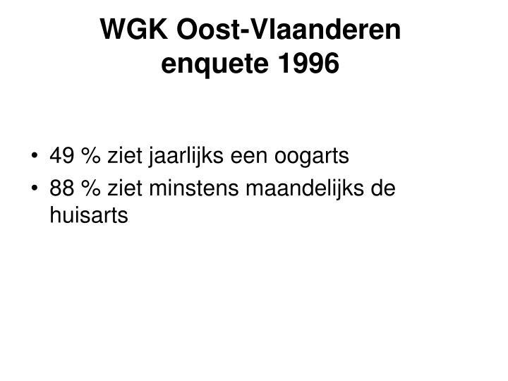 WGK Oost-Vlaanderen