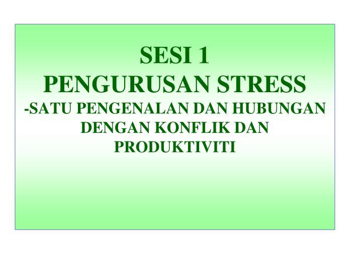 SESI 1