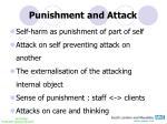 punishment and attack
