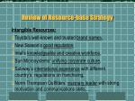 review of resource base strategy3
