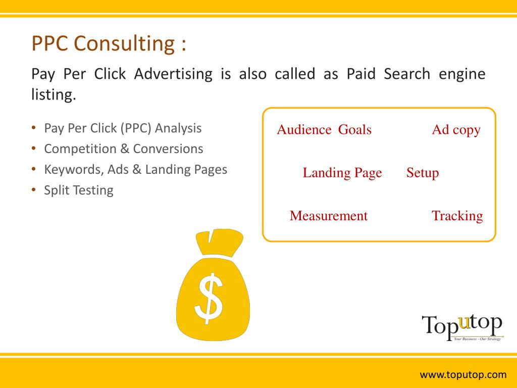 PPC Consulting :