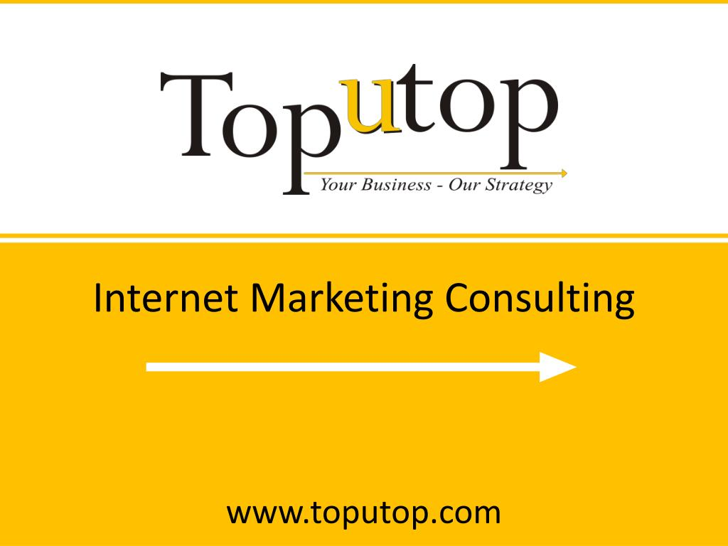 Internet Marketing Consulting